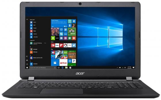 Ноутбук Acer Extensa EX2540-3075 15.6 1366x768 Intel Core i3-6006U 500 Gb 4Gb Intel HD Graphics 520 черный Windows 10 Home NX.EFHER.022 ноутбук lenovo thinkpad edge e31 80 13 3 1366x768 intel core i3 6006u 500 gb 4gb intel hd graphics 520 черный windows 10 home 80mx0176rk