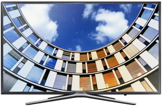 Телевизор LED 49 Samsung UE49M5503AUXRU титан 1920x1080 120 Гц Wi-Fi Smart TV RJ-45 led телевизор samsung ue 49 m 5503 auxru