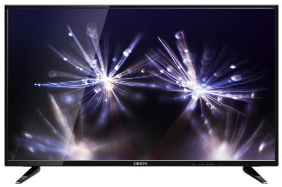 """Телевизор LED 32"""" Orion OLT-32802 черный 1366x768 50 Гц VGA USB SCART"""