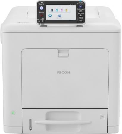 Принтер Ricoh SP C352DN цветной A4 30ppm 1200x1200dpi RJ-45 USB 930075 картридж ricoh sp c352e для ricoh sp c352dn цветной 12000стр