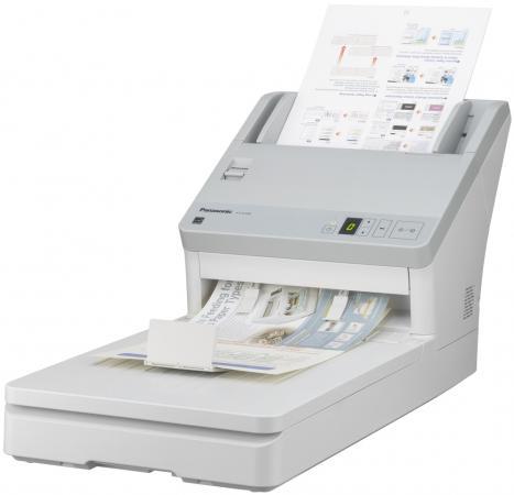 Сканер Panasonic KV-SL3066-U сканер panasonic kv s1037 kv s1037 x a4 белый черный