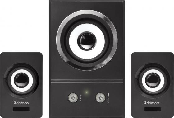 Колонки DEFENDER V9 5+2x3 Вт черный