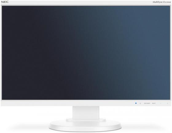 Монитор 23 NEC E233WMi белый TFT-TN 1920x1080 250 cd/m^2 6 ms DVI VGA Аудио DisplayPort монитор 21 5 asus ve228tlb черный tft tn 1920x1080 250 cd m^2 5 ms dvi vga аудио usb