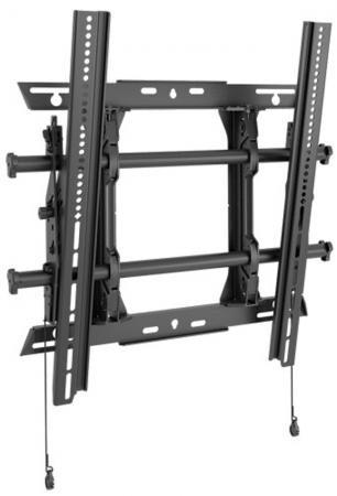 Фото - Кронштейн Chief MTMP1U черный для ЖК ТВ 43-47 настенный наклон +5/-12° до 90.7кг кронштейн для телевизора chief mtmp1u black
