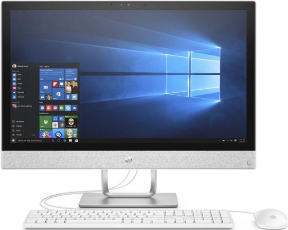 "все цены на Моноблок 23.8"" HP Pavilion 24-r033ur 1920 x 1080 Multi Touch AMD A12-9730P 12Gb 1Tb Radeon R7 Windows 10 Home белый 2MJ41EA онлайн"