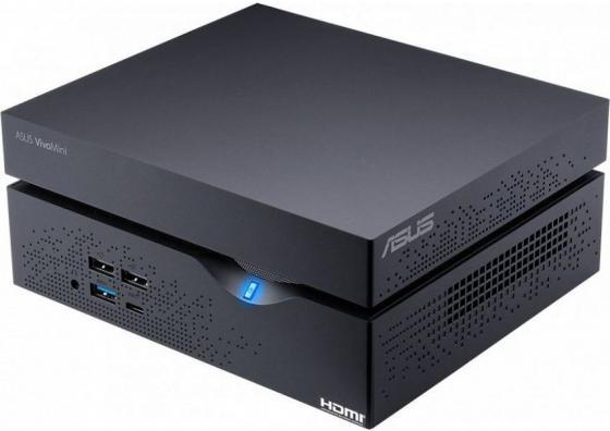 ASUS VivoMini VC66-B011Z  Intel Core i7 7700(3.6Ghz)/4096Mb/500Gb/noDVD/Int:Intel HD/BT/WiFi/war 1y/1.5kg/black/W10