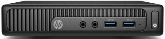 Компьютер HP 260 G2.5 DM Intel Core i3-6100U 8Gb SSD 256 Intel HD Graphics 520 Windows 10 Professional черный 2TP93ES компьютер hp 260 g2 intel core i3 6100u ddr4 4гб 256гб ssd intel hd graphics 520 windows 10 professional черный [2tp12ea]