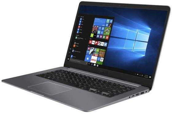 Ноутбук ASUS VivoBook S510UA BQ487T 15.6 1920x1080 Intel Core i3-7100U 1 Tb 6Gb Intel HD Graphics 620 серый Windows 10 Home renfert mt 3 ua купить