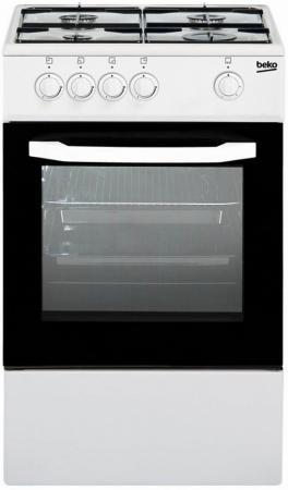 Купить со скидкой Газовая плита Beko FCSG42002W белый