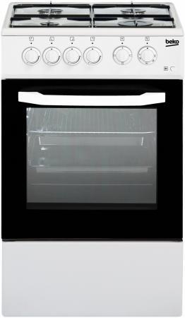 Комбинированная плита Beko FCSS42014FW белый beko rcnk356e21w