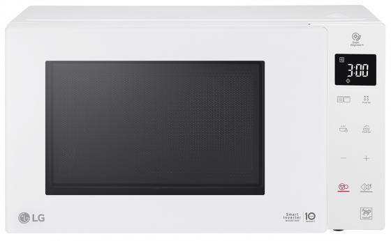 Микроволновая печь LG MB63W35GIH 1000 Вт белый