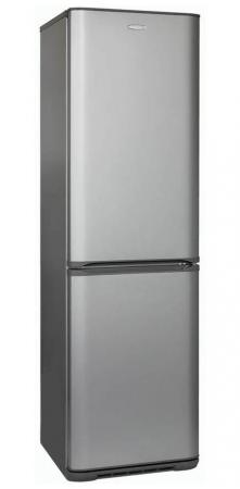 лучшая цена Холодильник Бирюса M129S серебристый
