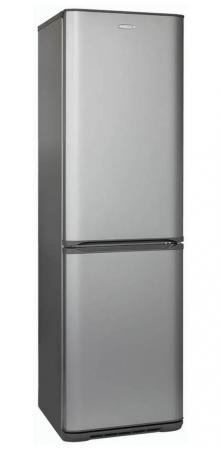 Купить со скидкой Холодильник Бирюса M149 серебристый