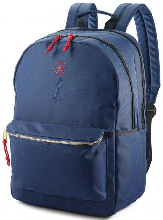 Рюкзак для ноутбука 15.6 Speck Classic 3 Pointer нейлон полиэстер синий 90697-1596 рюкзак для ноутбука 15 6 speck classic 3 pointer нейлон полиэстер синий 90697 1596