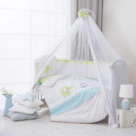 Сменное постельное белье 3 предмета Перина Джунгли постельное белье anel baby star brown 2 предмета