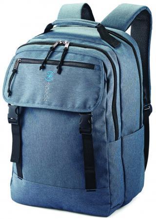 "Рюкзак для ноутбука 15.6"" Speck Classic Ruck нейлон/полиэстер серый 87288-5716"