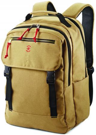 """Рюкзак для ноутбука 15.6"""" Speck Classic Ruck нейлон/полиэстер хаки 87288-1475"""
