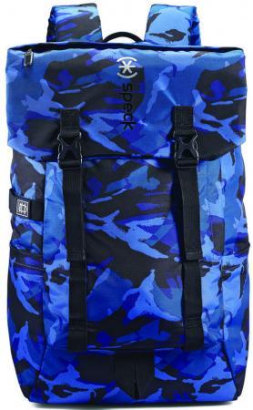 """Рюкзак для ноутбука 15.6"""" Speck Rockhound Oss полиэстер синий камуфляж 89100-6070"""