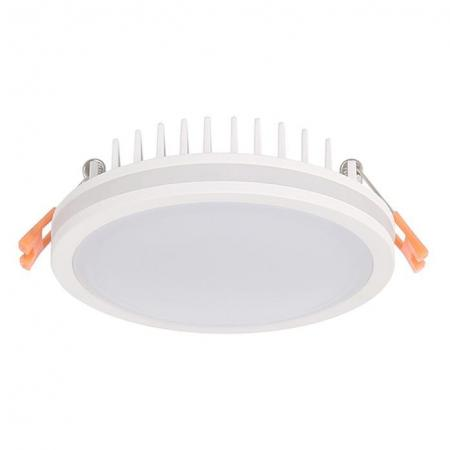 Встраиваемый светодиодный светильник Donolux DL18836/15W White R Dim цена