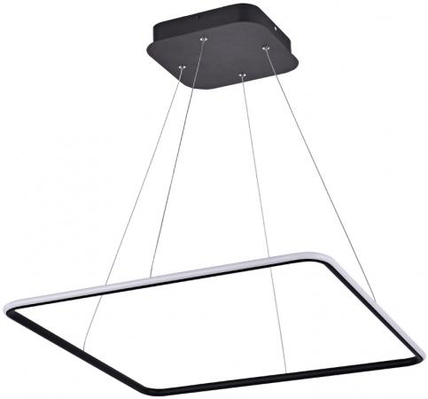 Подвесной светодиодный светильник Donolux S111024/1SQ 45W Black Out