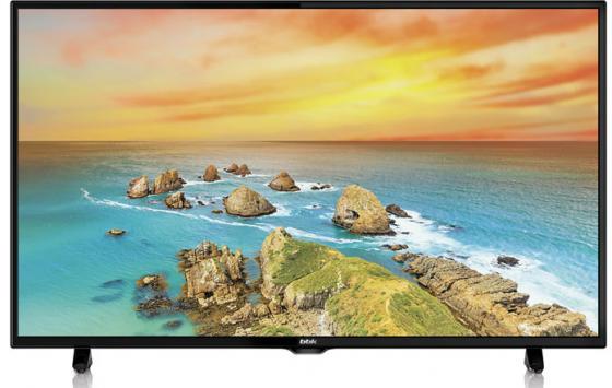 """Телевизор LED 43"""" BBK 43LEM-1024/FTS2C черный 1920x1080 50 Гц SCART VGA USB"""