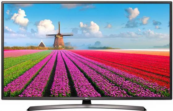 Телевизор 43 LG 43LJ622V коричневый 1920x1080 50 Гц Wi-Fi RJ-45 Bluetooth WiDi
