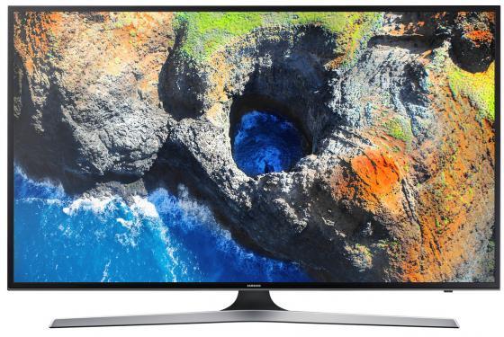 Телевизор 43 Samsung UE43MU6103UXRU черный 3840x2160 60 Гц Wi-Fi Smart TV RJ-45 WiDi телевизор 65 samsung ue65mu6300ux черный 3840x2160 50 гц wi fi smart tv rj 45 bluetooth