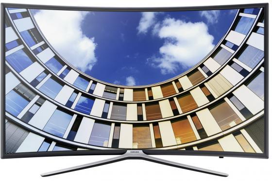 "Купить со скидкой Телевизор LED 49"" Samsung UE49M6503AUXRU титан 1920x1080 120 Гц Smart TV Wi-Fi RJ-45"