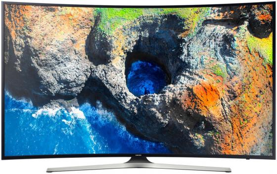 Телевизор LED Samsung 49 UE49MU6303UXRU черный/CURVED/Ultra HD/50Hz/DVB-T/DVB-T2/DVB-C/DVB-S2/USB/WiFi/Smart TV (RUS) new arrived vintage bowknot women single shoes pointed toe ballet flats flat fashion slip on shoes woman footwear size 35 39