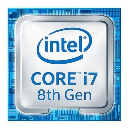 Процессор Intel Core i7-8700K 3.7GHz 12Mb Socket 1151 v2 OEM процессор intel celeron g4920 3 2ghz 2mb socket 1151 oem