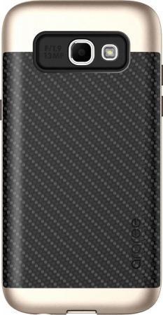 Чехол Samsung для Samsung Galaxy A7 2017 Amy Classic золотистый GP-A720KDCPBAA araree amy classic чехол для samsung galaxy s8 black