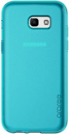 Чехол Samsung для Samsung Galaxy A5 2017 araree Airfit голубой GP-A520KDCPAAC