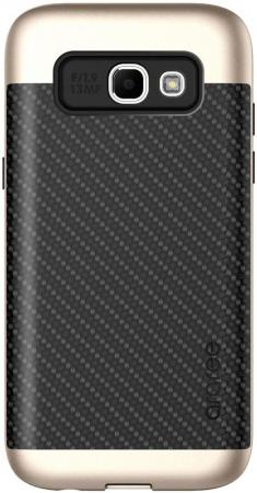 Чехол Samsung для Samsung Galaxy A3 2017 Amy Classic золотистый GP-A320KDCPBAA araree amy classic чехол для samsung galaxy s8 black