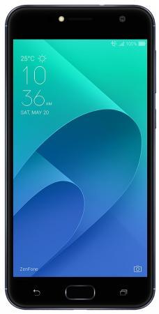 Смартфон ASUS ZenFone 4 Live ZB553KL черный 5.5 16 Гб LTE Wi-Fi GPS 3G 90AX00L1-M01090 смартфон asus zenfone 4 max zc554kl черный 5 5 16 гб lte wi fi gps 3g 90ax00i1 m00010