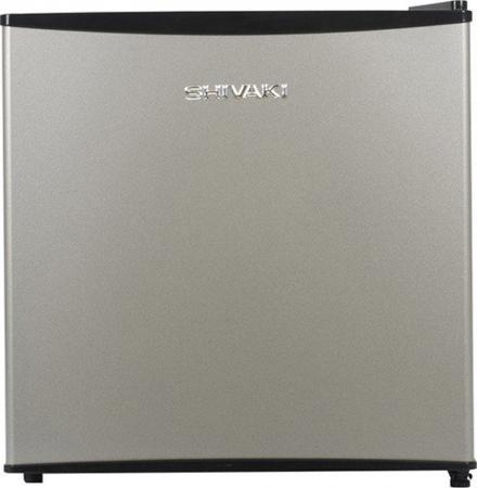 Холодильник SHIVAKI SDR-052S серебристый shivaki shrf 54ch