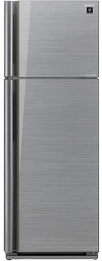 Холодильник Sharp SJ-XP39PGSL серебристый девелопер sharp ar152ld ar152dv