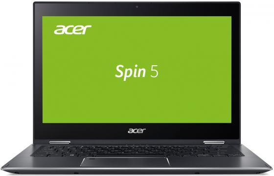Ноутбук Acer Aspire Spin SP515-51GN-581E 15.6 1920x1080 Intel Core i5-8250U 1 Tb 8Gb nVidia GeForce GTX 1050 4096 Мб серый Windows 10 Home NX.GTQER.001 ноутбук acer aspire vx5 591g 79m2 15 6 1920x1080 intel core i7 7700hq 1 tb 8gb nvidia geforce gtx 1050 4096 мб черный windows 10 home
