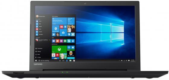Ноутбук Lenovo V110-15AST 15.6 1366x768 AMD A6-9210 500 Gb 4Gb Radeon R4 черный DOS 80TD003XRK ноутбук hp 15 ba006ur x0m79ea amd e2 7110 4gb 500gb 15 6 dos black