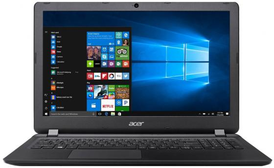 Ноутбук Acer Extensa EX2540-36H1 15.6 1366x768 Intel Core i3-6660U 500 Gb 4Gb Intel HD Graphics 520 черный Linux ноутбук acer extensa ex2540 36h1 intel core i3 6006u 2000 mhz 15 6 1366x768 4gb 500gb hdd dvd rw wi fi bluetooth linux