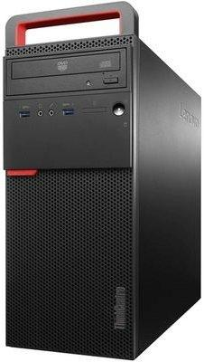 Системный блок Lenovo ThinkCentre M700 G4400 3.3GHz 4Gb 500Gb DVD-RW Win10Pro клавиатура мышь черный 10GQS1KW00 системный блок lenovo s510 mt i5 6400 4gb 500gb dvd rw win10pro клавиатура мышь 10kw007pru