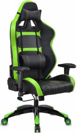 компьютерное кресло бюрократ ch 513axn jp 15 6 bordo Кресло компьютерное игровое Бюрократ CH-772/BLACK+SD черный/салатовый