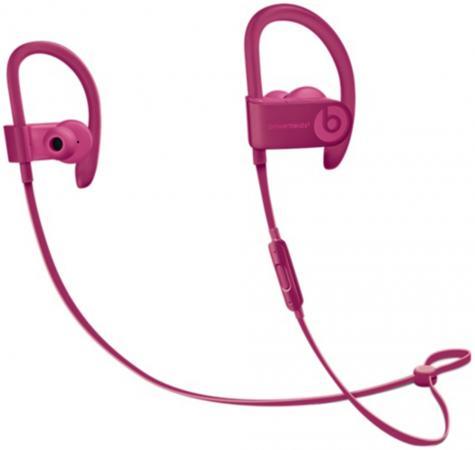 все цены на Гарнитура Apple Beats Powerbeats 3 розовый онлайн