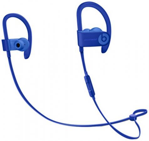 Купить со скидкой Гарнитура Apple Beats Powerbeats 3 голубой