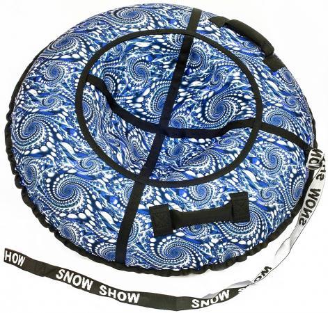 Тюбинг RT Жемчужины до 120 кг ПВХ полипропилен рисунок диаметр 105 см тюбинг rt 7 monsters до 120 кг разноцветный пвх
