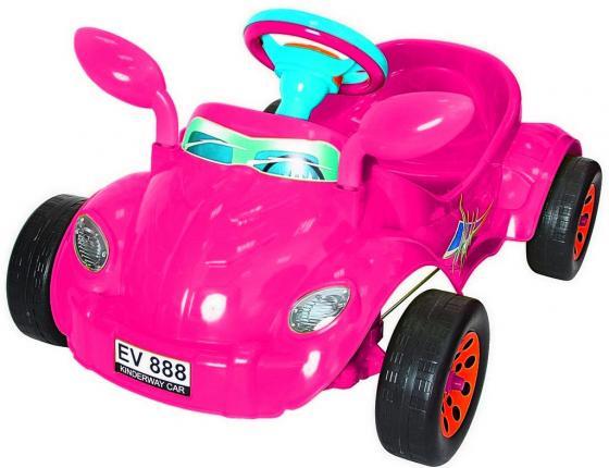 Машина педальная RT Молния с музыкальным рулем розовая вспышка для фотокамеры 2xyongnuo yn600ex rt yn e3 rt speedlite canon rt st e3 rt 600ex rt 2xyn600ex rt yn e3 rt
