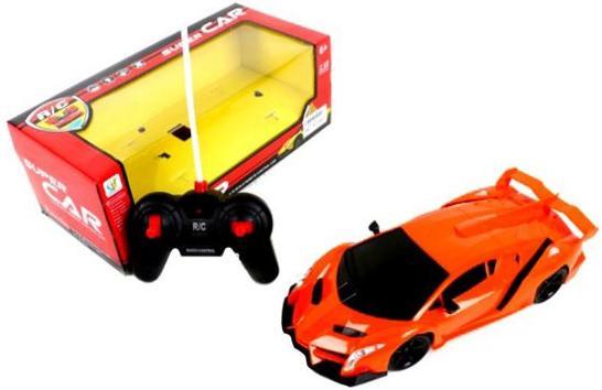 Машинка на радиоуправлении Shantou Gepai Super Car, 4 канала оранжевый от 6 лет пластик 567-A5 машинка на радиоуправлении shantou gepai super car 4 канала оранжевый от 6 лет пластик 567 a5