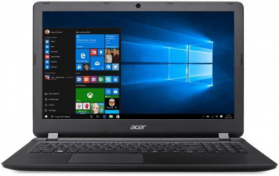 Ноутбук Acer Aspire ES1-523-886K 15.6 1366x768 AMD A8-7410 500 Gb 4Gb Radeon R5 черный Windows 10 Home NX.GKYER.043 acer aspire es1 523 46zb
