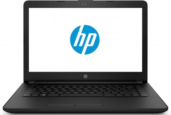 Ноутбук HP 14-bs008ur 14 1366x768 Intel Pentium-N3710 500 Gb 4Gb Intel HD Graphics 405 черный DOS 1ZJ53EA ноутбук dell vostro 3558 15 6 1366x768 intel pentium 3825u 500 gb 4gb intel hd graphics черный linux 3558 4483
