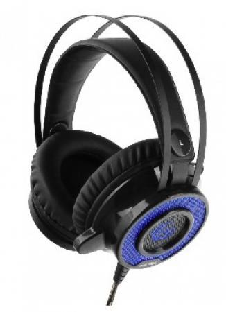 Гарнитура Gembird MHS-G500L черный gembird mhs 780b
