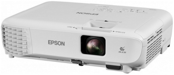 Фото - Проектор Epson EB-S05 800x600 3200 люмен 15000:1 белый V11H838040 проектор